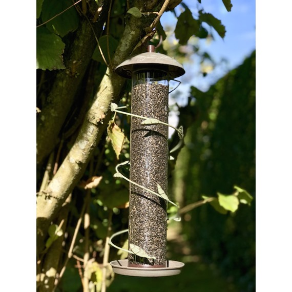 Secret Garden Spiral Finch Feeder