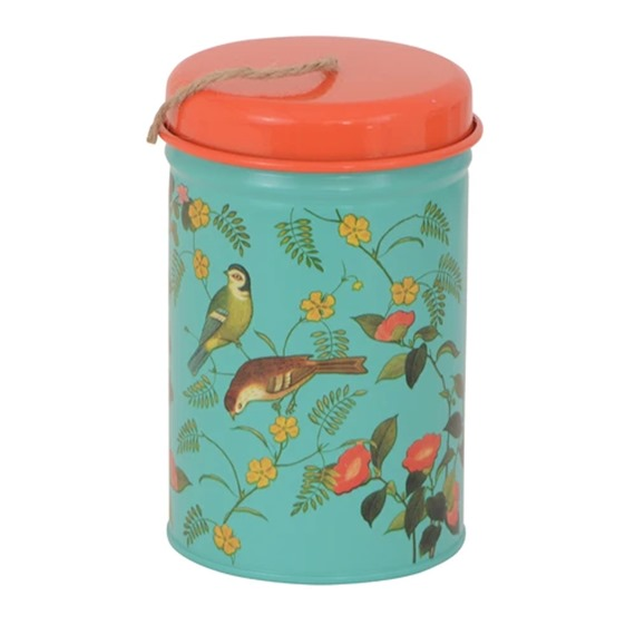 Flora and Fauna Twine in a Tin