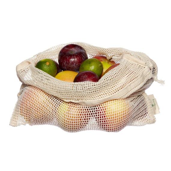 Organic Fruit and Veg Bags