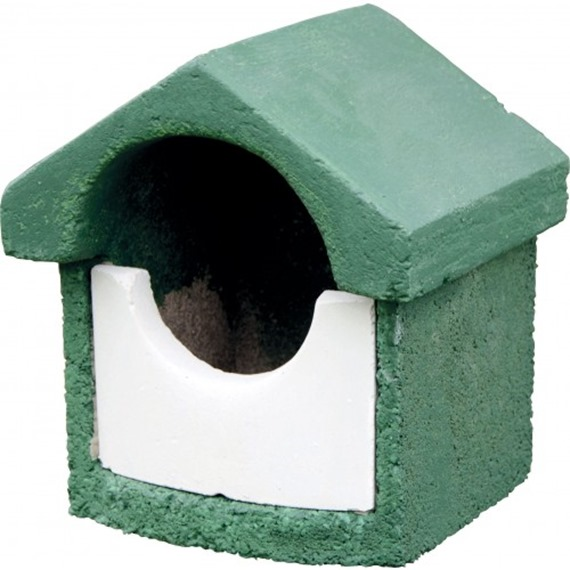 WoodStone® Small Open Fronted Nest Box
