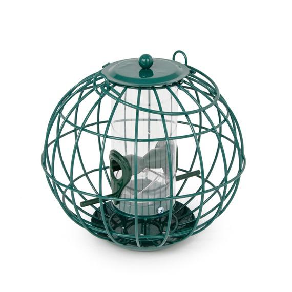 Small Globe ( London ) Seed Feeder