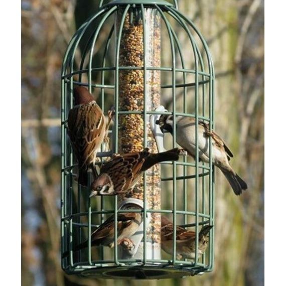 Nuttery Original Squirrel & Predator Proof Seed Feeder