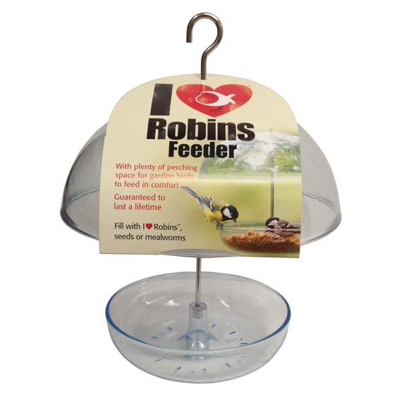 I ❤ Robins Feeder