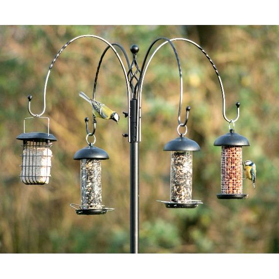 Tambora Bird Feeding Station
