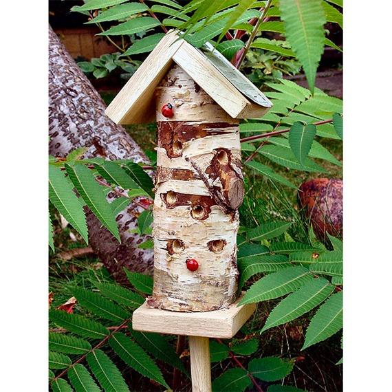 The Ladybird Tower