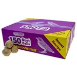 Bumper Box of 150 Super Suet Fatballs with Insect