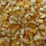 Kibbled Maize
