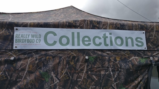 Really Wild Bird Food Collections