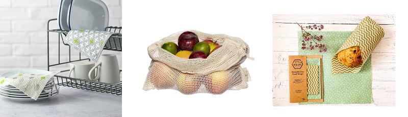 eco friendly kitchen essentials