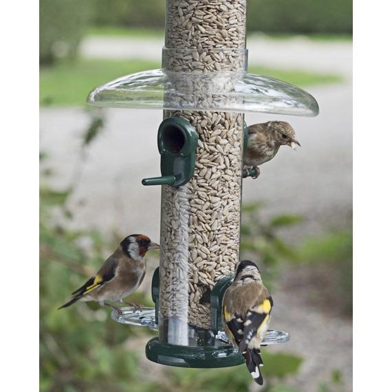 bird food rain cover