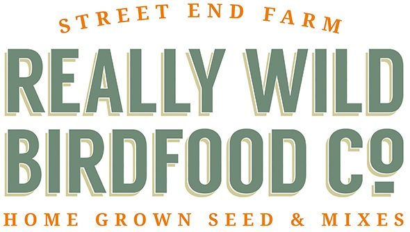 Really Wild Bird Food logo